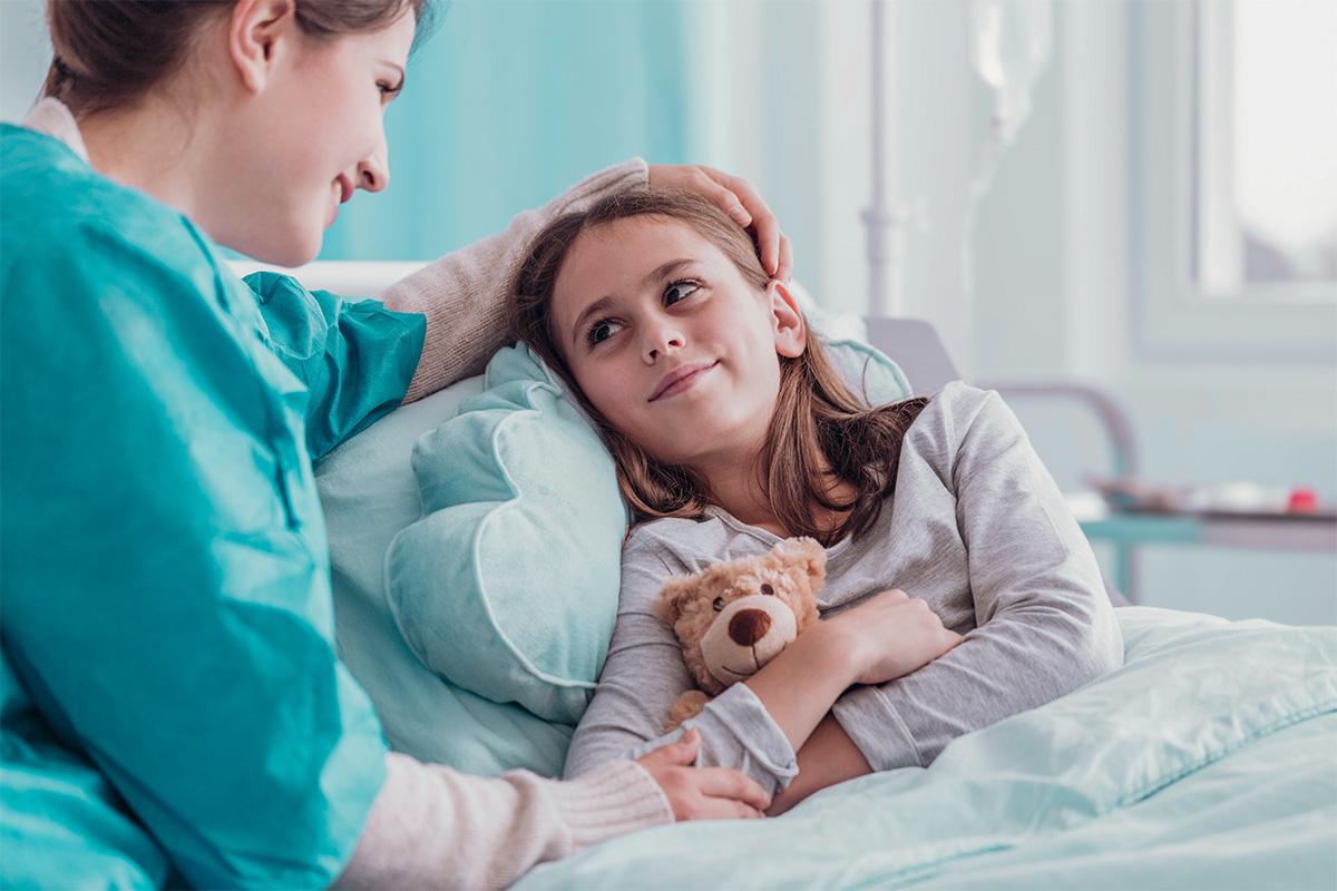 Kinderkrankenschwester-bzw Kinderkrankenpflege